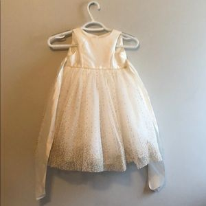 David's bridal flower girl dress 2T